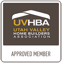 Utah Valley Home Builders Association Approved Member